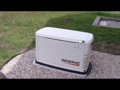 How Long Will Generac Generator Run Standby Generators Home Backup Generator Generator Transfer Switch