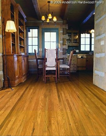 Anderson Hardwood Floors Engineered Mtn Hickory Floor