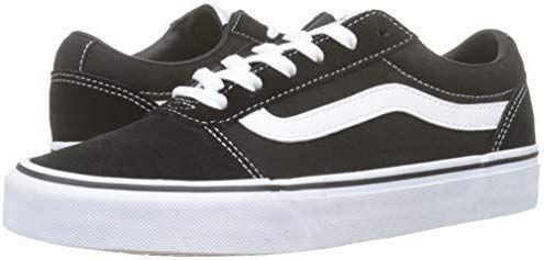Vans Damen Ward Suede Segeltuchschuhe Sportschuh In 2020 Women S Low Top Sneakers Womens Vans Vans Classic Old Skool