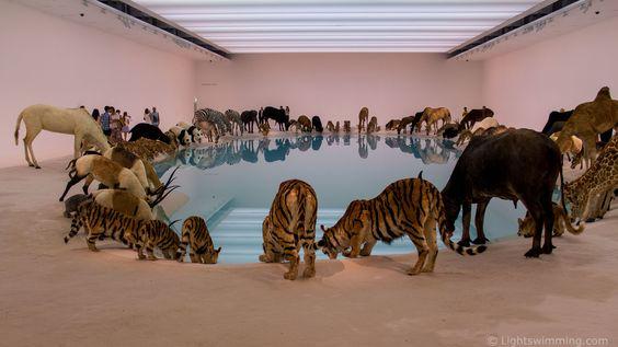 Cai Guo-Qiang -'Heritage' / Falling Back to Earth 2013