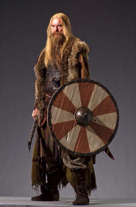 Vikings (series 2013 - ) Starring: Vladimir Kulich as Erik. (click thru for larger image)