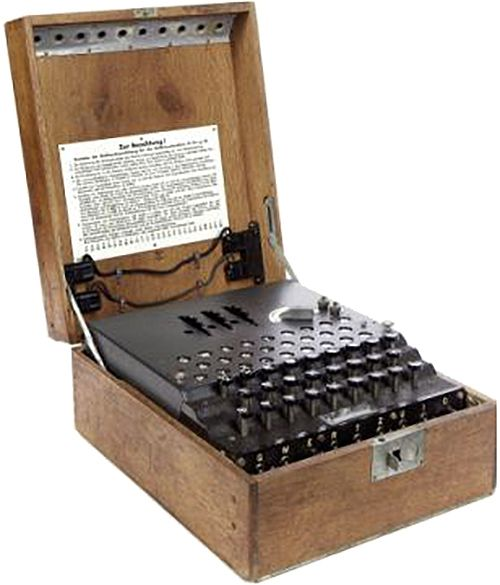 07 May 41: The HMS SOMALI captures the German weather ship MÜNCHEN off Iceland along with documents on the operation of the Enigma cipher machine and vital code books, providing a vital breakthrough for Allied codebreakers. #WWII #History