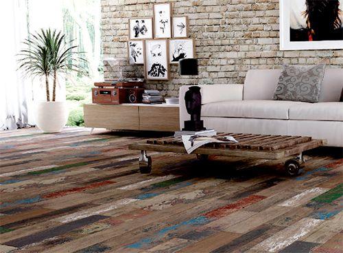 Bodenfliesen, Holzoptik, Laminat Desginer Pinterest Walls - fliesen oder laminat in der küche