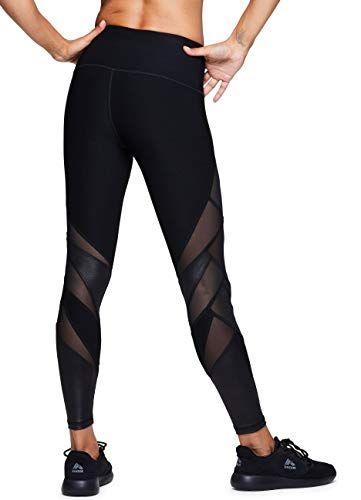 RBX Active Women's Workout Legging Mesh,#Women, #Active, #RBX, #Mesh |  Fitness leggings women, Mesh workout leggings, Sport outfit woman