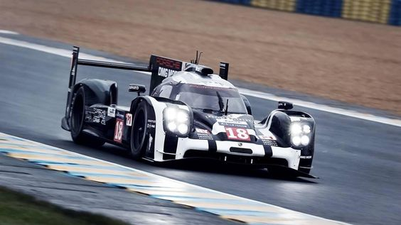 Porsche LeMans