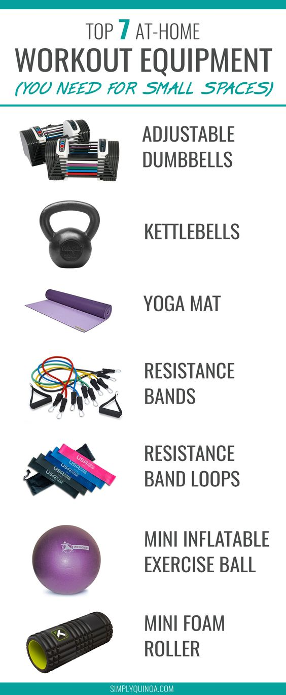 Of The Best Must Have Home Workout Equipment