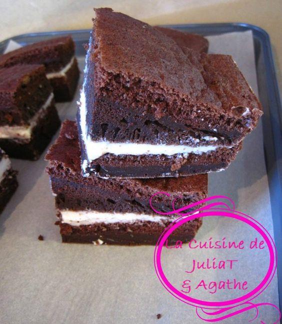 Gâteau Kinder délice maison! Une tuerie! - La Cuisine et les loisirs de JuliaT & Agathe