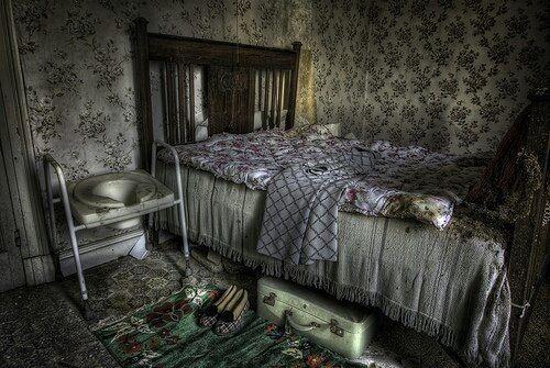 Kind Of Eerie...