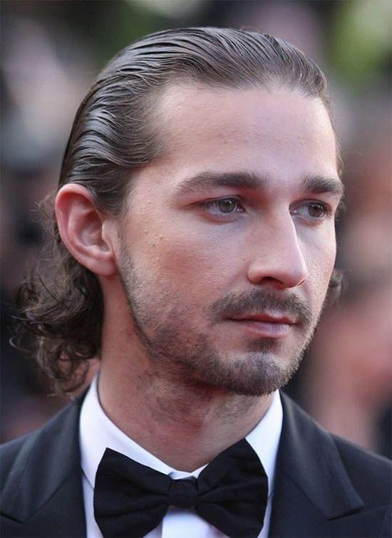 Slicked Back Long Hair For Men Long Hair Styles Men Professional Hairstyles For Men Mens Hairstyles
