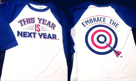 NEW! Kids sizes in the baseball-style tee