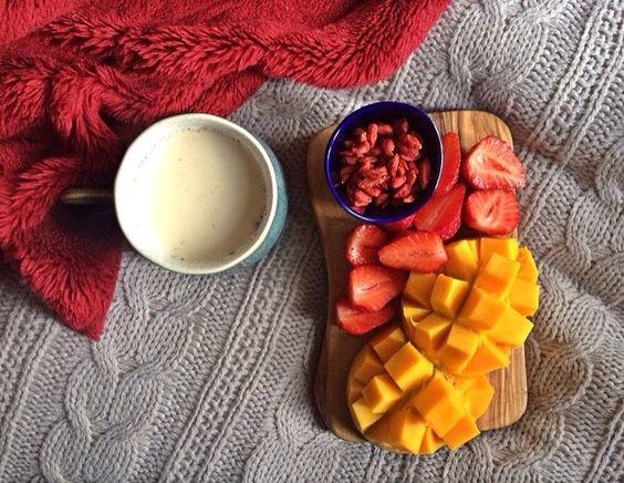 Mangue fraise goji