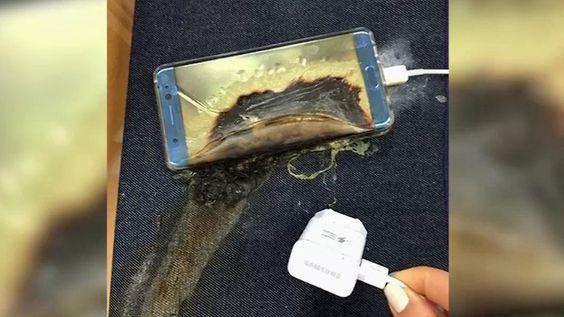 Rückruf wegen explodierender Akkus: Samsung stoppt Verkauf von neuem Galaxy Note 7