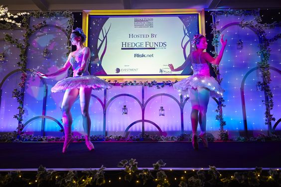 Incisive Media Services Ltd - London ballerinas - London - 19th May 2016