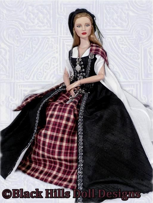 Celtic doll