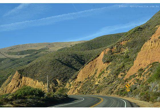De Los Angeles a San Francisco pela Highway 1