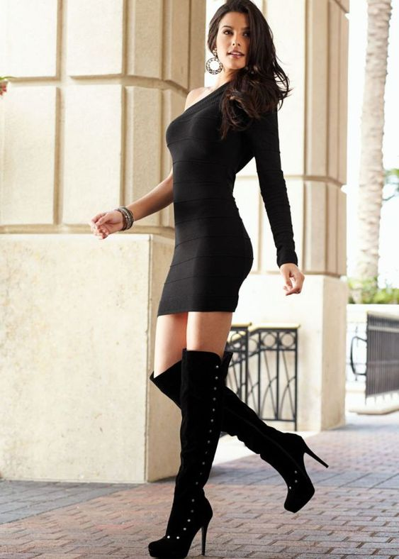 hot girls in boots 5 | BEAUTIFUL | Pinterest | Sexy, High boots ...