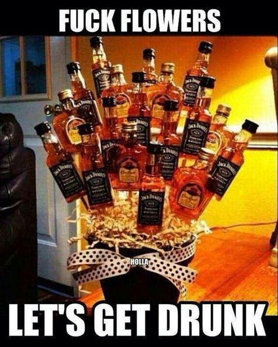 Good idea for a man present