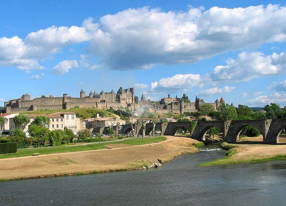 Carcassonne. Terra de castelos e magias. | Viaje no Detalhe