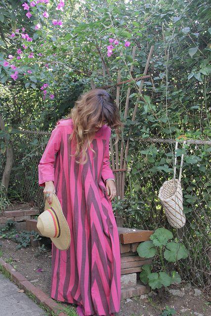 Closet Visit : Beatrice Valenzuela     summer!