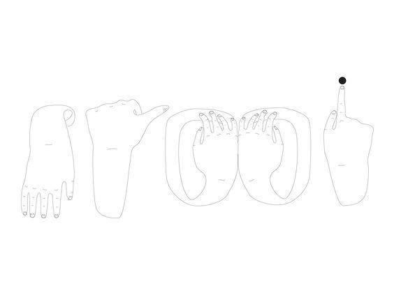 Typeface - title - Design by Studio Kontra *in development*