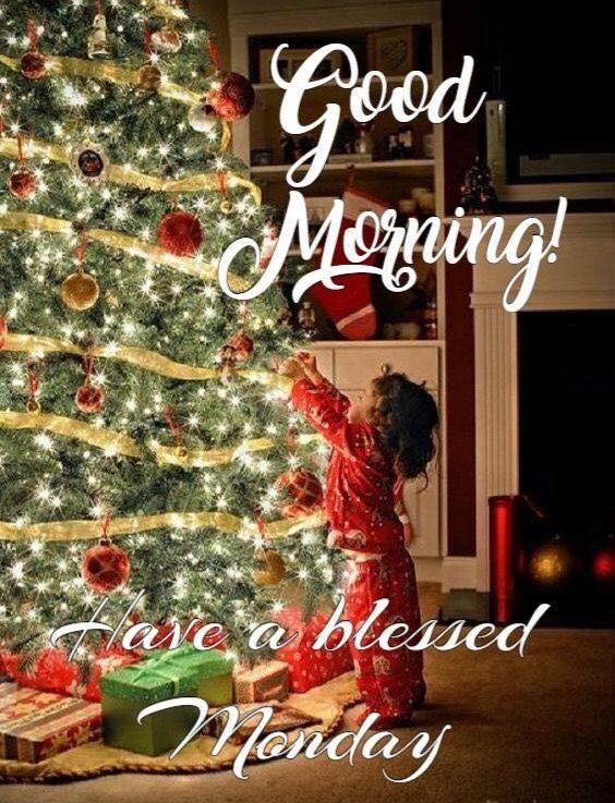 Pin By Lystra Singh On Days Of The Week Sayings Good Morning Christmas Christmas Blessings Christmas Greetings