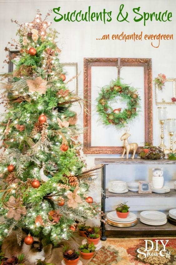 Diy Show Off Christmas Trees Home Improvements And