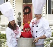 Chef Family Costume