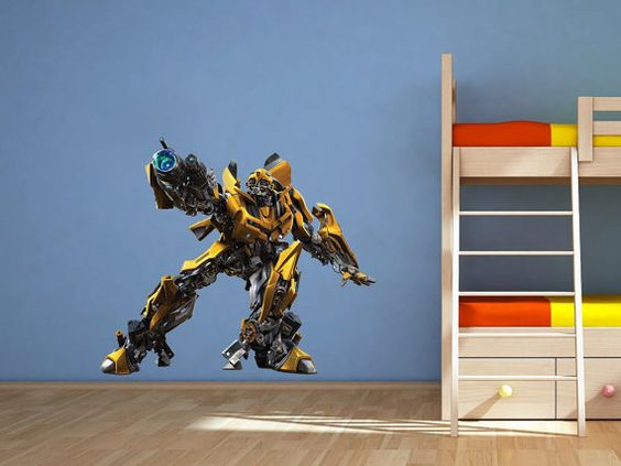 transformers wall stickers and graphic wall pinterest