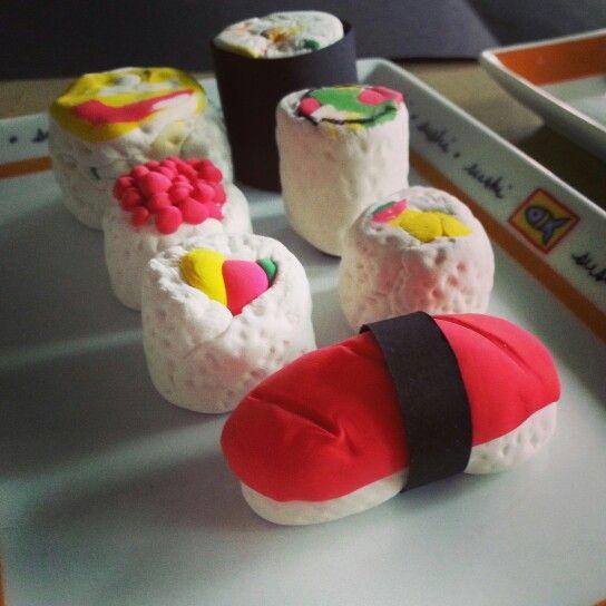 PROJET sushis au primaire