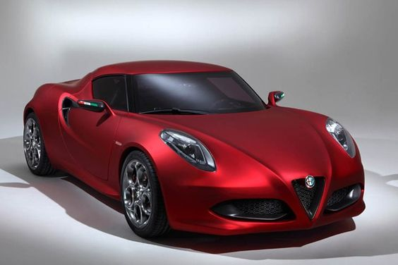 Alfa Romeo 4C: