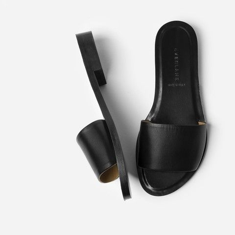 The Slide Sandal - Everlane