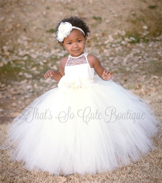 Best Flower Girl Tutu Dresses Wedding Images - Styles & Ideas 2018 ...