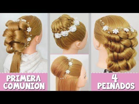 4 Peinados fáciles