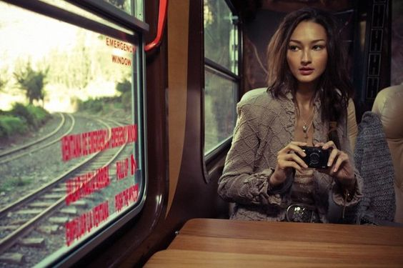 Foto de Jacques Dequeker para a Vogue Brasil de junho de 2010 (Foto: Vogue Brasil)