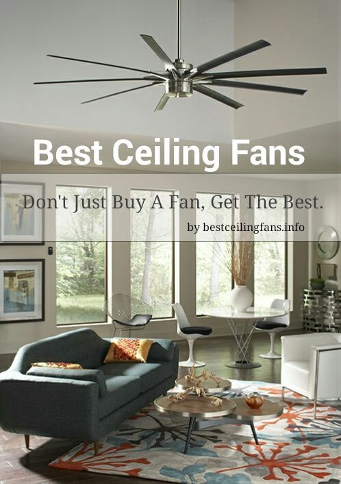 A Look At The Top Rated Ceiling Fans High Ceiling Living Room