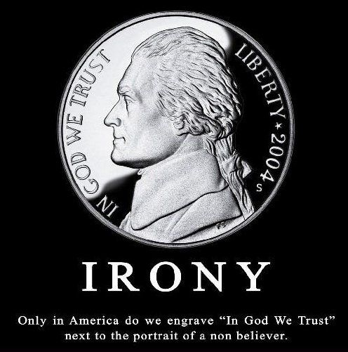 LOL - American Irony - www.funny-pictures-blog.com