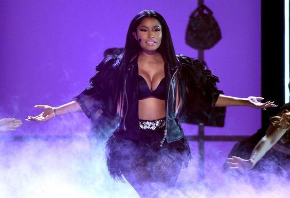 Pin for Later: Pour Voir les Meilleures Photos des Billboard Music Awards, C'est Par Ici! Nicki Minaj