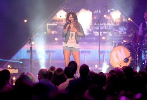 Kacey Musgraves at 2013 CMT Music Awards in Nashville on June 5, 2013