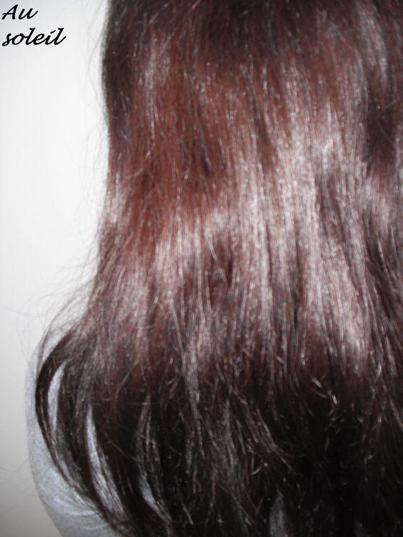 coloration vgtale henn du ymen et brou de noix httpwwwcosmeticsfactory - Coloration Henn