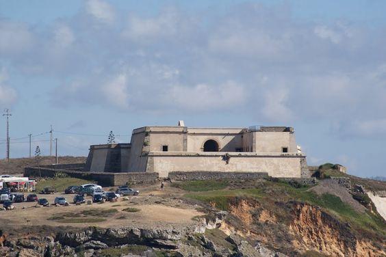 PORTO COVO - Ilha do Pessegueiro - FORTE DE Nª Sª DA QUEIMADA VISTO DA ILHA DO PESSEGUEIRO - portugal