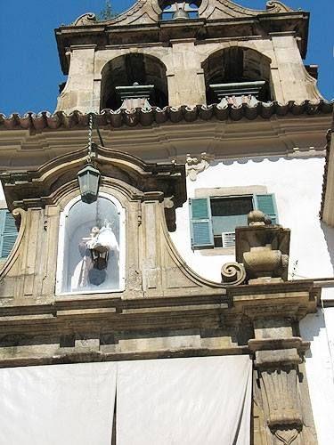 Conjunto Santuário e Convento de Santo Antônio. 13 de Junho = Dia de Santo Antonio
