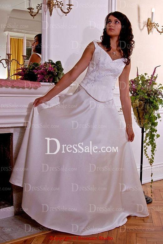 explore piece wedding dress