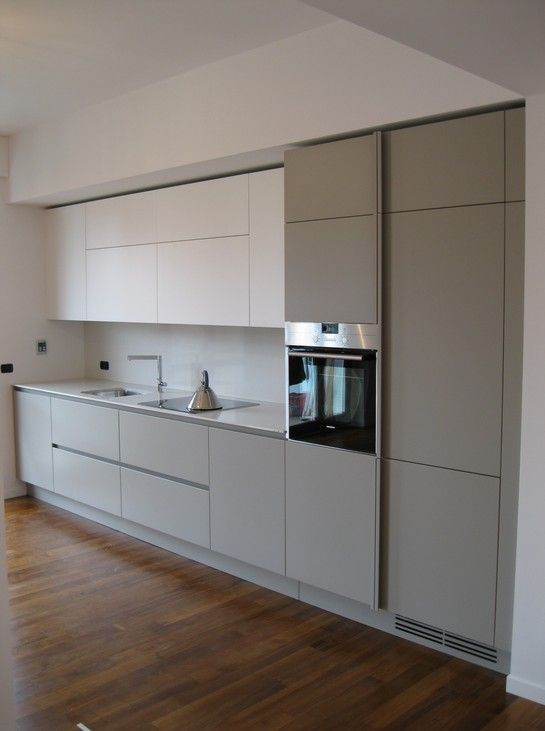 cucina emetrica ernestomeda ,grigio pietra white moon   Cocinas ...