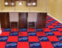 Buffalo Bills Team Carpet Tiles. $179.99 Only.