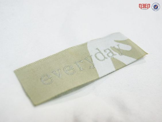 Name Woven Labels