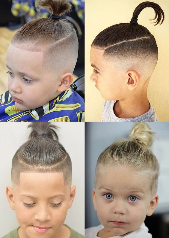 60 Cute Toddler Boy Haircuts Your Kids Will Love Coupe De