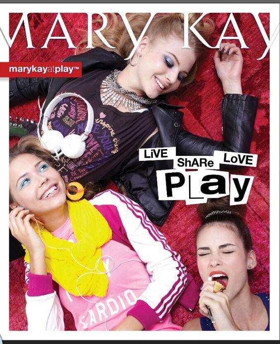 Mary Kay At Play Catalog 585-210-9838 sjones42600@marykay.com www.marykay.com/sjones42600/ www.facebook.com/MsShantelsMaryKay/