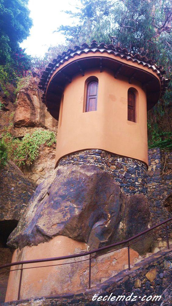 Parque Mirador Los Lavaderos - #ElSauzal – #Tenerife