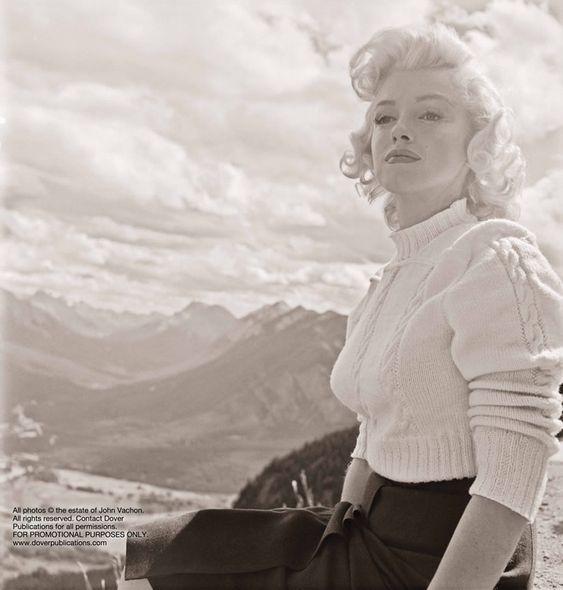 Fotos De Marilyn Monroe del 1953 Que Nunca Habían Sido Publicadas   Nistido.com