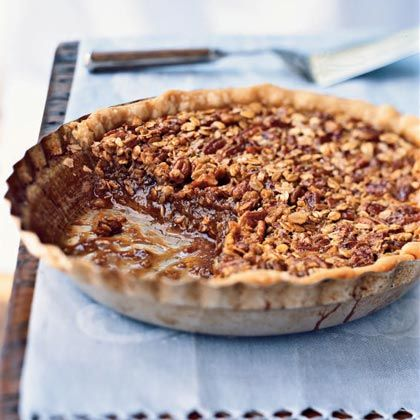 Pinner said: Made this Oatmeal Pecan Pie recipe twice and licked the bowl clean both times. Enough said!